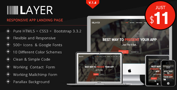 4Ever -  Minimal WordPress Blog Theme