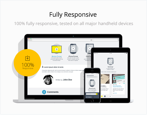 Mist | Multi-Purpose HTML5 Responsive Template