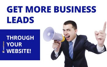 Best Way to get more Business Leads through your Website!