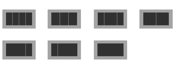 Multiple footer pages Layouts