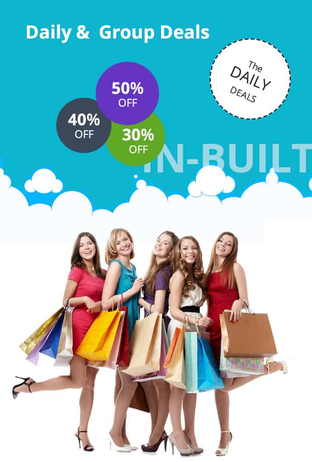 Daily Deals for Magento Responsive Theme