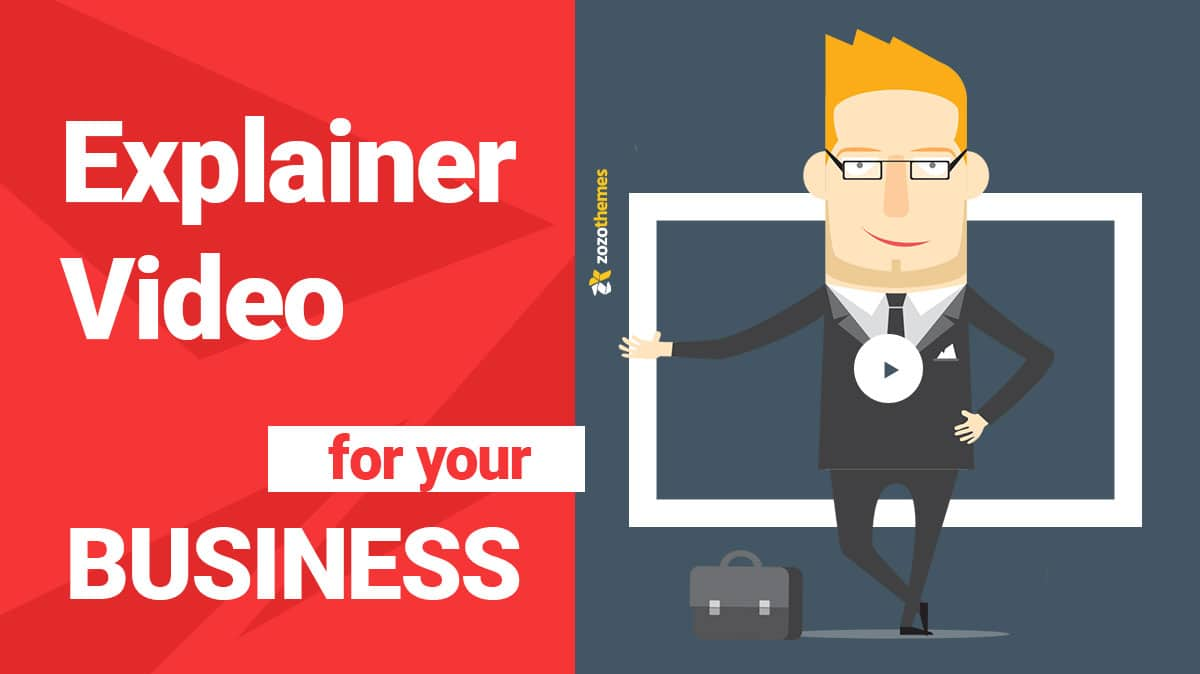 Explainer Video for your business by zozothemes